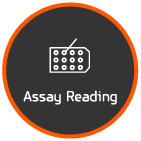 Solar module - Assay Reading